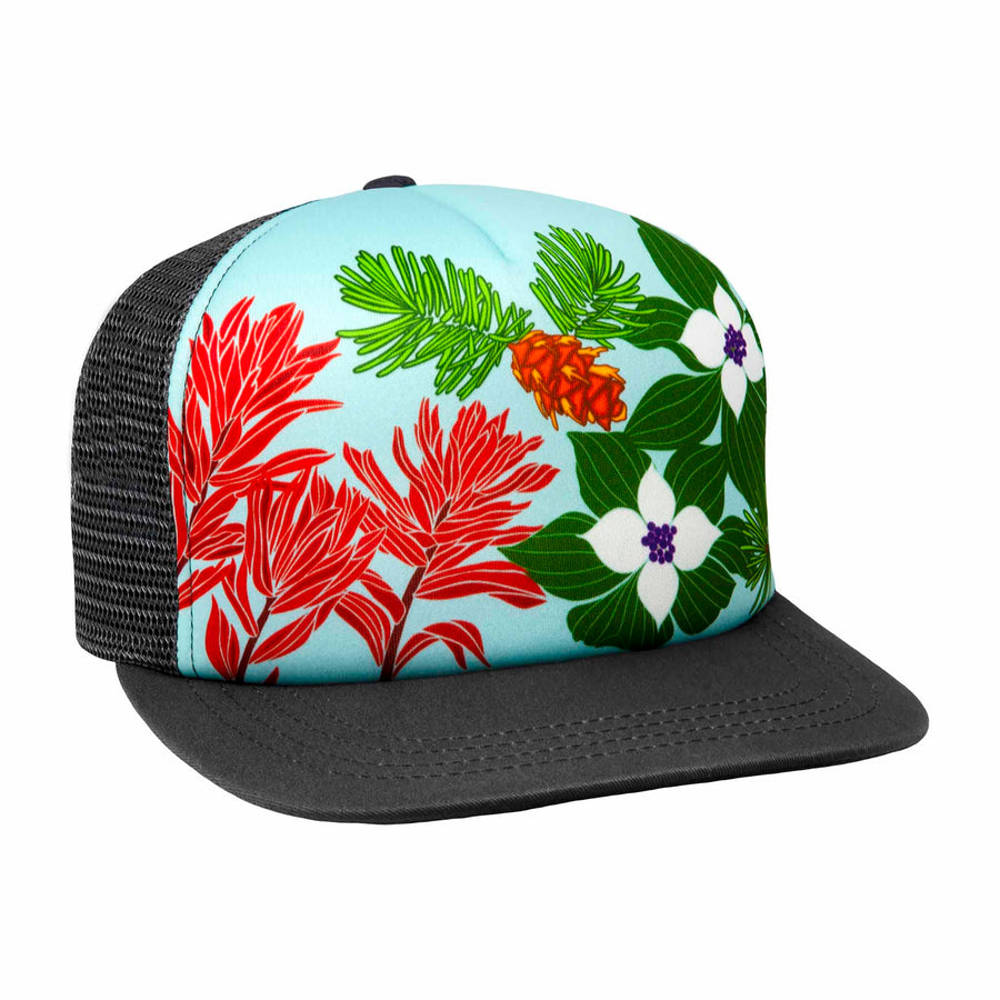 Paintbrush Trucker Hat