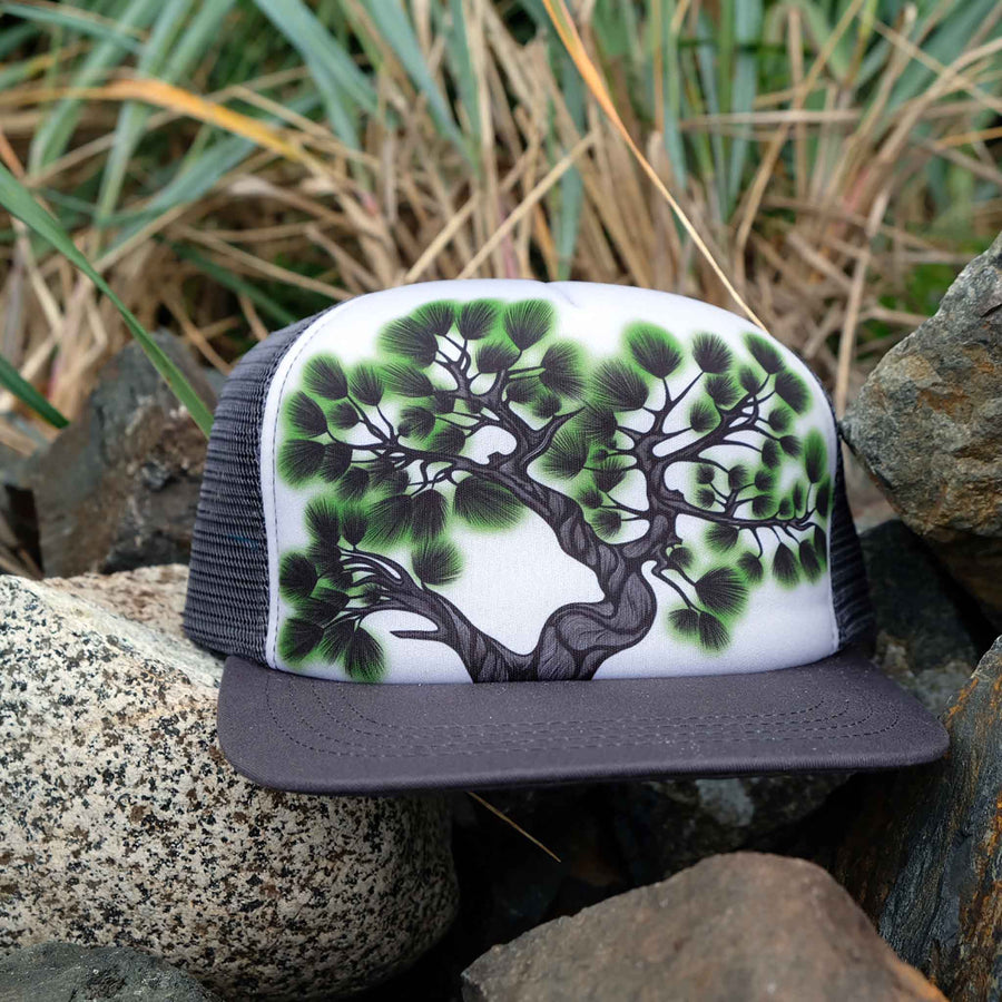 Whitebark Pine Trucker Hat
