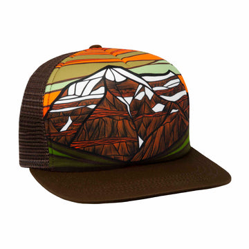 Mount Robson Trucker Hat