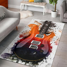 Load image into Gallery viewer, Al Di Meola Guitar  Music Rug,  Gift for fans,  Halloween Gift