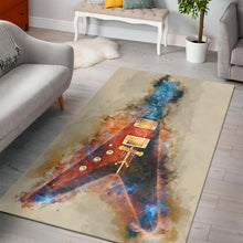 Load image into Gallery viewer, Albert King S Guitar  Rug,  Gift for fans,  Christmas Gift