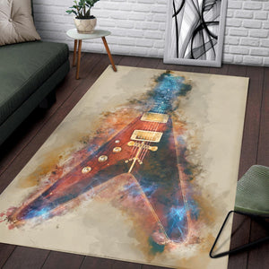 Albert King S Guitar  Rug,  Gift for fans,  Christmas Gift