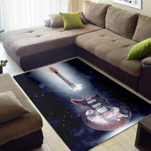 Load image into Gallery viewer, Brian May Guitar  Music Rug,  Living room and bedroom Rug,  Halloween Gift