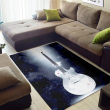Load image into Gallery viewer, Buckethead Guitar  Rug, Living Room Rug,  Christmas Gift