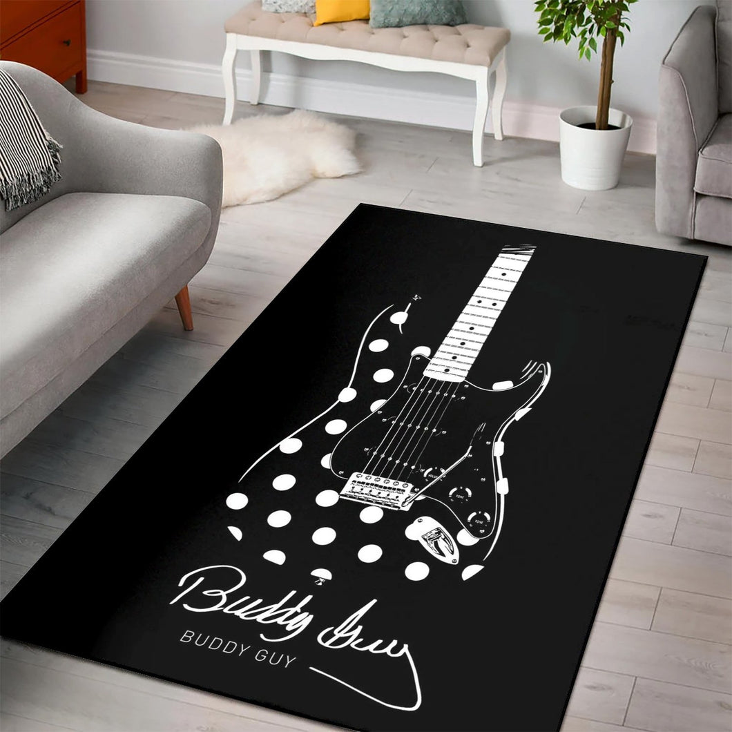 Buddy Guy  Rug,  Bedroom,  Floor Decor