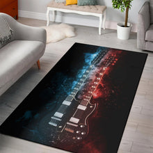 Load image into Gallery viewer, Chuck Berry Guitar  Area Rugs, Living Room Rug,  Floor Decor