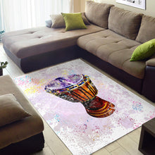 Load image into Gallery viewer, Drum Hire  Instrument Area Rug,  Kitchen Rug,  Halloween Gift