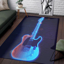 Load image into Gallery viewer, Duane Allman Guitar  Area Rugs, Living Room Rug, Home Decor