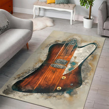 Load image into Gallery viewer, Eric Clapton S Guitar  Rug,  Living room and bedroom Rug,  Family Decor