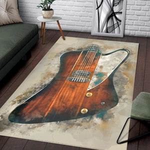 Eric Clapton S Guitar  Rug,  Living room and bedroom Rug,  Family Decor
