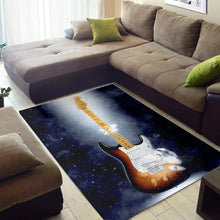 Load image into Gallery viewer, Eric Johnson  Music Rug, Living Room Rug,  Family Decor