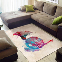 Load image into Gallery viewer, French Horn  Printing Instrument Rug,  Kitchen Rug,  Floor Decor