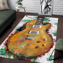 Load image into Gallery viewer, Gary Moore Peter Green Eg  Music Rug,  Living room and bedroom Rug,  Christmas Gift