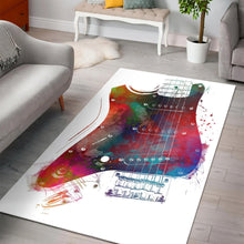 Load image into Gallery viewer, Guitar  Area Rugs,  Kitchen Rug,  Family Decor