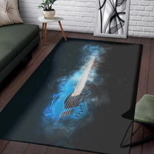 Load image into Gallery viewer, Guitar Bass  Rug,  Kitchen Rug, Home Decor