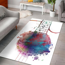 Load image into Gallery viewer, Guitar  Rug,  Gift for fans,  Family Decor