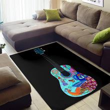 Load image into Gallery viewer, Guitars Classic  Area Rugs, Living Room Rug,  Family Decor