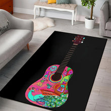 Load image into Gallery viewer, Guitars Classic  Printing Instrument Rug,  Kitchen Rug,  Christmas Gift