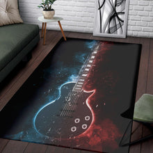 Load image into Gallery viewer, Jason Becker Guitar  Music Rug,  Gift for fans, Home Decor