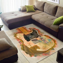 Load image into Gallery viewer, Jeff Beck Electric Guitar  Music Rug,  Bedroom,  Floor Decor