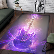 Load image into Gallery viewer, John Petrucci Guitar  Printing Instrument Rug, Living Room Rug,  Christmas Gift