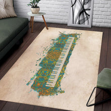 Load image into Gallery viewer, Keyboard  Rug,  Kitchen Rug,  Halloween Gift