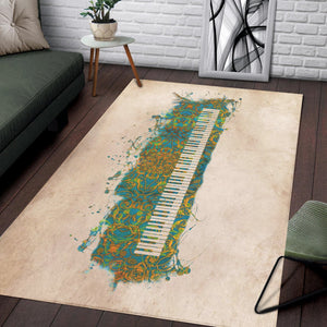 Keyboard  Rug,  Kitchen Rug,  Halloween Gift