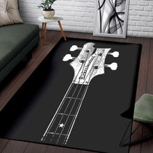 Load image into Gallery viewer, Lemmy Rickenbastard  Rug,  Living room and bedroom Rug,  Family Decor
