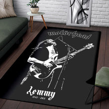 Load image into Gallery viewer, Lemmy Rock Legend  Area Rugs,  Bedroom, Home Decor