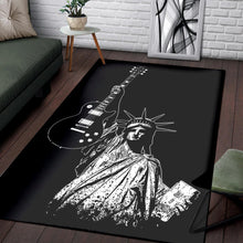 Load image into Gallery viewer, Liberty Rock  Area Rugs,  Living room and bedroom Rug,  Halloween Gift