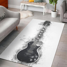 Load image into Gallery viewer, Marty Friedman Guitar  Area Rugs,  Kitchen Rug,  Family Decor
