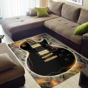Neal Schon  Rug, Living Room Rug, Home Decor