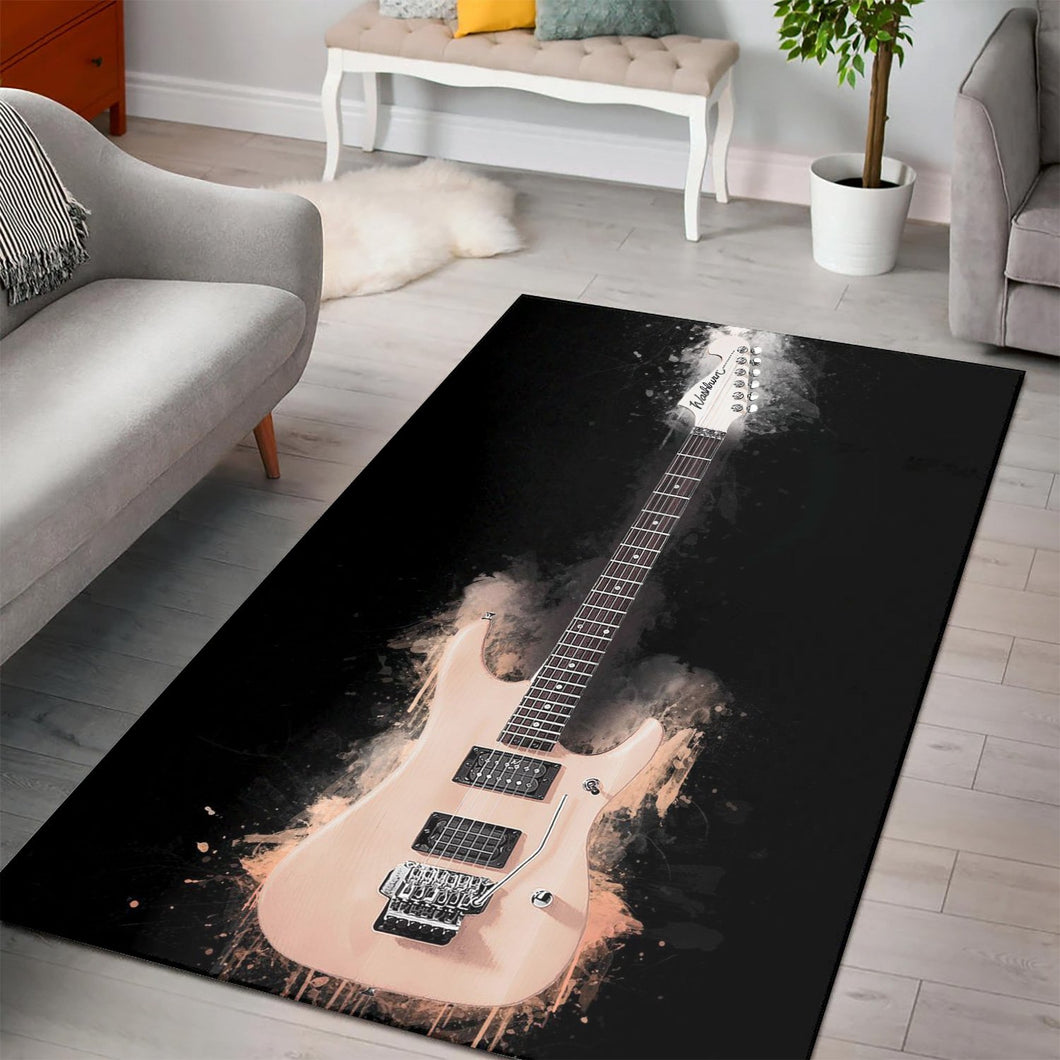 Nuno Bettencourt  Music Rug,  Living room and bedroom Rug,  Family Decor