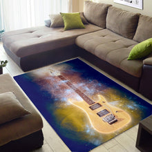 Load image into Gallery viewer, Nuno Bettencourt  Music Rug, Living Room Rug, Home Decor