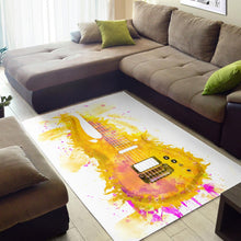 Load image into Gallery viewer, Prince S Cloud Guitar  Printing Instrument Rug,  Living room and bedroom Rug,  Halloween Gift