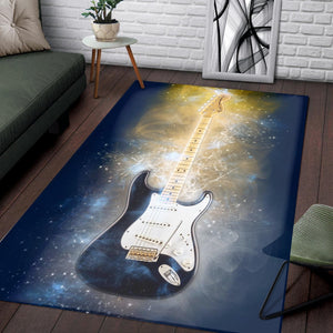 Ritchie Blackmore  Music Rug, Living Room Rug,  Floor Decor
