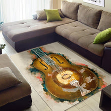 Load image into Gallery viewer, Rory Gallagher Guitar  Area Rugs,  Kitchen Rug,  Christmas Gift