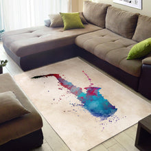 Load image into Gallery viewer, Saxophone  Rug,  Kitchen Rug, Home Decor