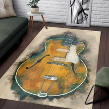 Load image into Gallery viewer, Scotty S Guitar  Area Rugs,  Living room and bedroom Rug,  Floor Decor