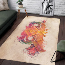 Load image into Gallery viewer, Tuba  Rug,  Living room and bedroom Rug, Home Decor