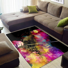 Load image into Gallery viewer, Violoncello Art  Music Rug, Living Room Rug, Home Decor