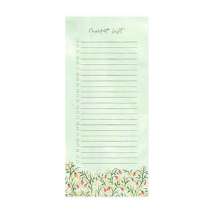 Strawberry Meadow Market Notepad