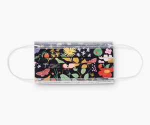 Strawberry Fields Disposable Face Masks