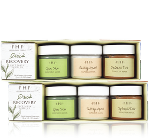 Quick Recovery Face Mask Sampler