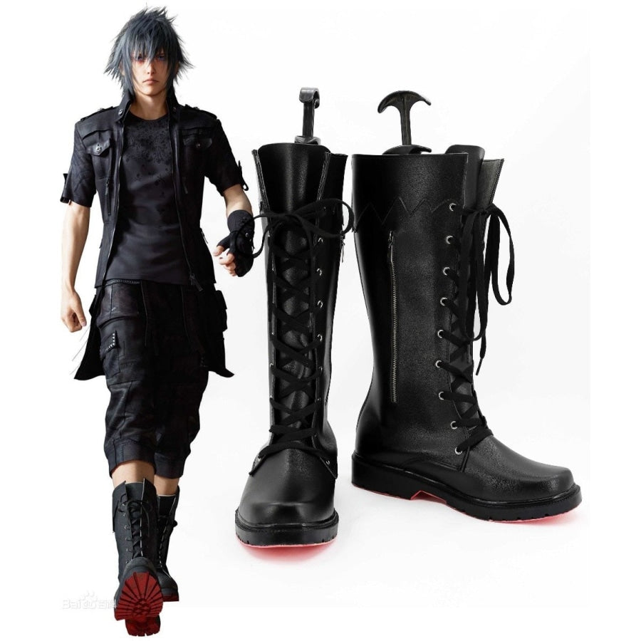 Adult Ff Xv Ff15 Noctis Lucis Caelum Noct Cosplay Costumes Shoes Boots For Male Female Custom Made