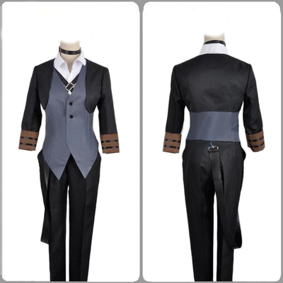 Anime Bungou Stray Dogs Cosplay Costume Chuya Nakahara Port Mafia For Men Costumes