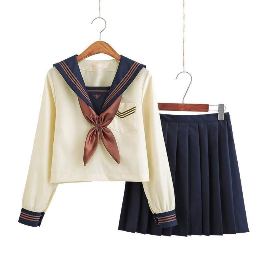 Anime Sailor Suit Jsk School Uniform Mp006112