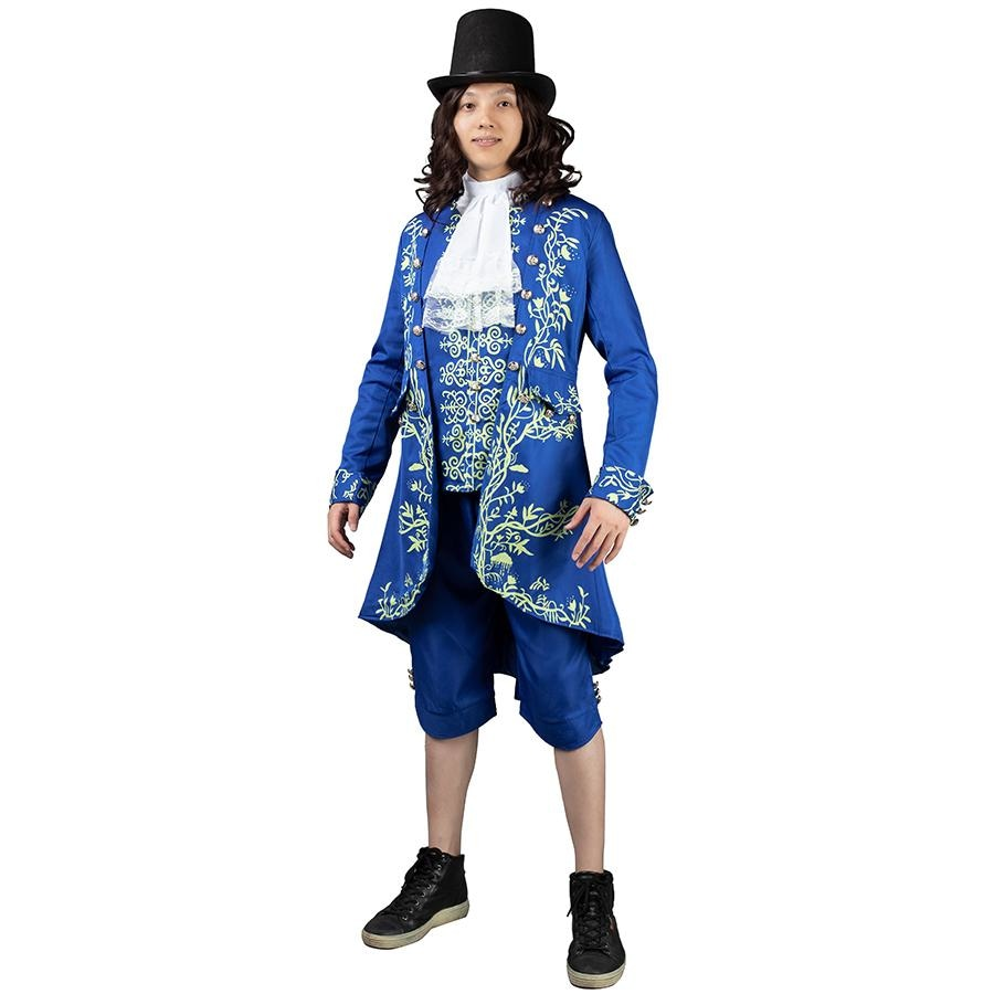 Beauty And The Beast Prince Cosplay Costumes Mp005054 Xs / Us Warehouse (Us Clients Available)