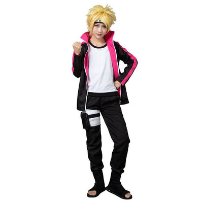 Boruto Uzumaki Cosplay Costumes Outfit Mp003293 Xs / Us Warehouse (Us Clients Available)