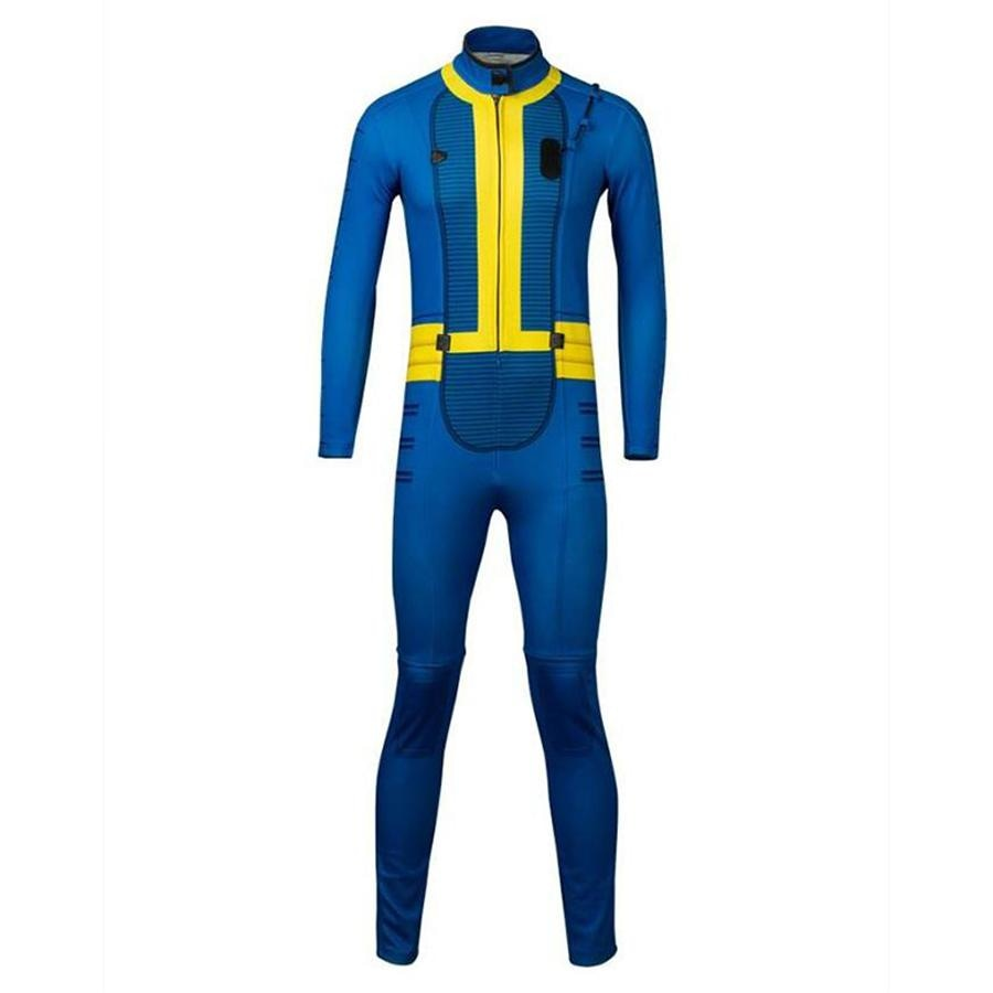 Fallout 4 Nate Sole Survivor Leotard Cosplay Costumes Mp003734 S / Us Warehouse (Us Clients